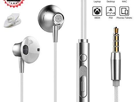 Test Écouteurs Intra-auriculaire, TELEV Anti-Bruit Casque