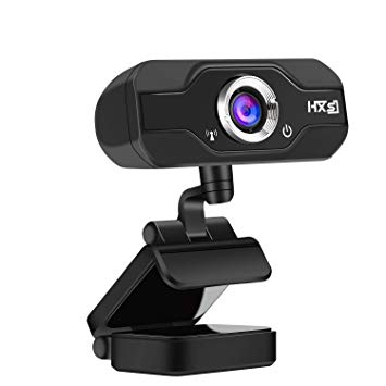 Test AOGUERBE Webcam HD, PC 720P Webcams USB Caméra Plug et Play