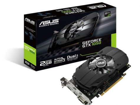 Test Asus PH-GTX1050-2G Carte graphique Nvidia GeForce GTX 1050,
