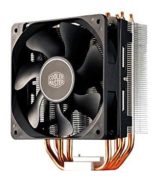 Test Cooler Master Hyper 212X Ventilateurs de processeur '4