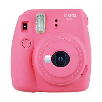 Test Fujifilm - Instax Mini 9 - rose - appareil seul