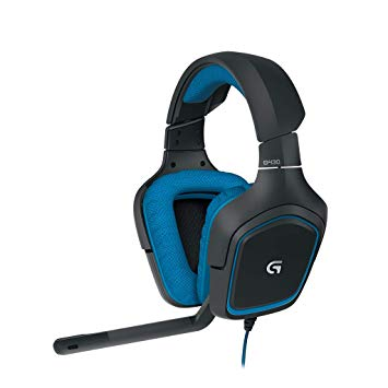 Test Logitech G430 Casque Gaming pour PC, PS4, Xbox et Switch