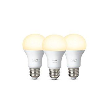 Test Philips Hue Ampoules Connectées Blanc E27 - Fonctionne avec