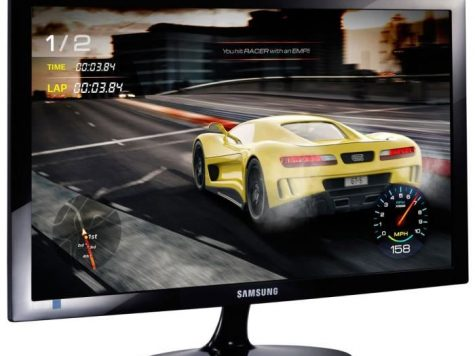 Test Samsung - S24D330H - Moniteur Gaming - Dalle TN - 24 Pouces