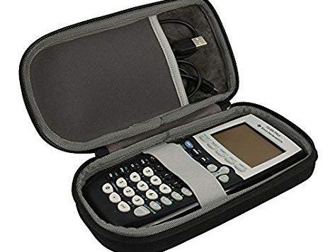 Test Étui de Voyage Rigide Housse Cas pour Texas Instruments
