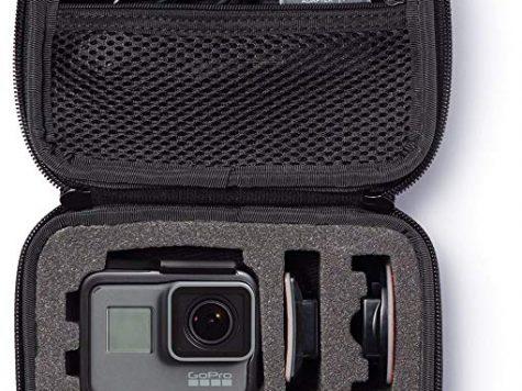 Test AmazonBasics Étui pour GoPro - Taille XS