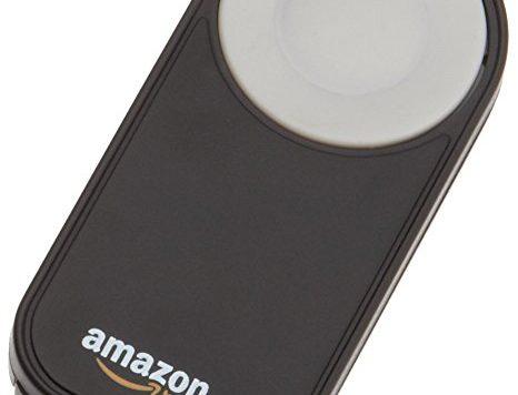 Test AmazonBasics Télécommande sans fil pour Nikon DP7000,