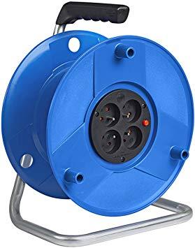 Test Brennenstuhl Enrouleur de câble vide Standard S, capacité