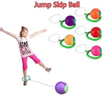 Test EXOH Skip ball, jouet d'équilibre de saut de balle pour