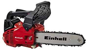 Test Einhell GC-PC 930 I Tronçonneuse thermique coupe 30 cm 0,9