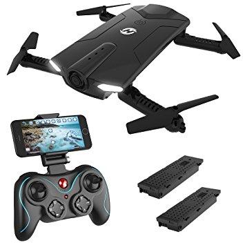 Test Holy Stone HS160 Drone Enfant avec caméra et
