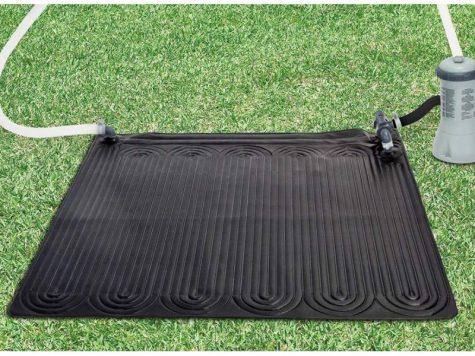 Test INTEX Chauffage solaire - tapis solaire pour piscine hors
