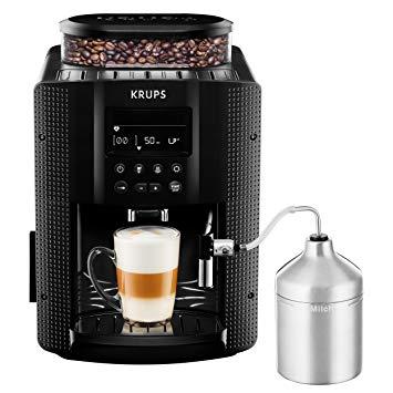 Test Krups EA816031 Machine à Café Automatique avec Broyeur à