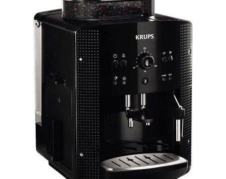 Test Krups YY8125FD Machine à Expresso Automatique avec Broyeur