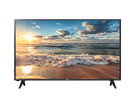 Test LG 43LJ500V - TV LED HD de 43 Pouces (Color Master Engine,