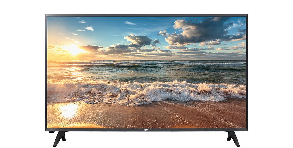 Test LG 43LJ500V - TV LED HD de 43 Pouces (Color Master Engine,