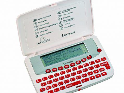 Test Lexibook D800FR Dictionnaire électronique Larousse