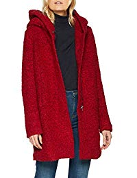 Test ONLY NOS Onlsedona Boucle Wool Coat OTW Noos, Manteau Femme