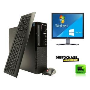 Test Ordinateur de Bureau Dell OptiPlex 3010 DT - Pentium G2030 @