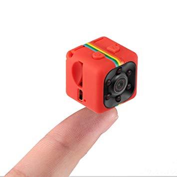Test Pawaca Caméra Cachée 1080P Mini Caméra SQ11 Spy Caméra