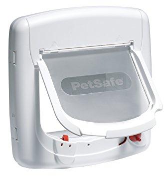 Test PetSafe - Chatière Magnétique De Luxe Staywell pour Chat