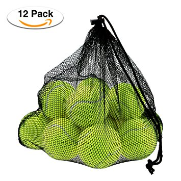 Test Philonext 12 Pcs Balles de Tennis avec Sac de Transport