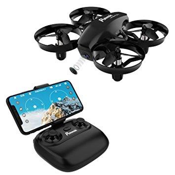 Test Potensic Drone avec caméra Mini Avion avec télécommande