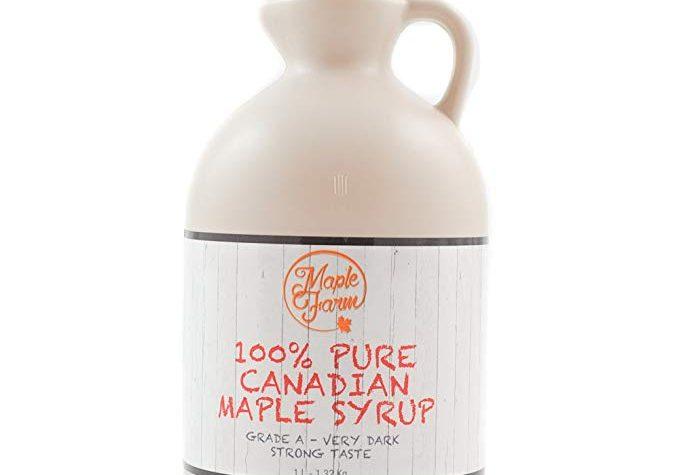 Test Pur Sirop d'érable Grade A (Very dark, Strong taste) - 1