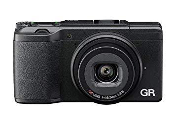 Test Ricoh - GR II - Appareil Photo Numérique Compact - Noir