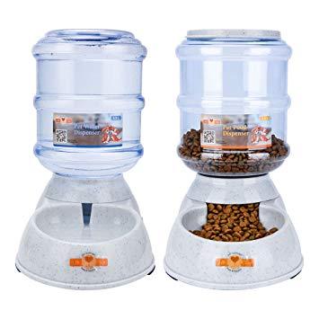 Test ePeTop Automatiques Distributeur de Nourriture et d'eau pour