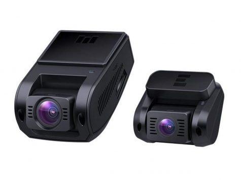 Test AUKEY Caméra Embarquée 1080P Double Caméra Voiture Grand
