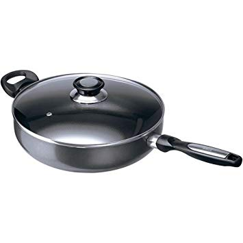 Test Beka 13075284 Pro Induc Anthracite sauteuse + couvercle