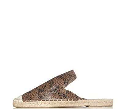 Test FIND Espadrilles Chaussons Mules Femme