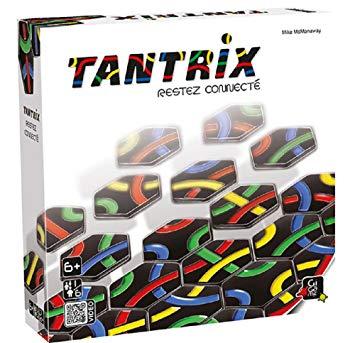 Test Gigamic - JTXC - Jeu de Réflexion - Tantrix Stratégie