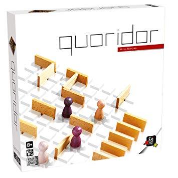 Test Gigamic - QUORICLA - Jeu de Réflexion - Quoridor Classic