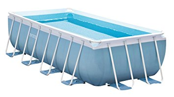 Test Intex 28316FR Kit de Piscine Tubulaire Rectangulaire Vinyle