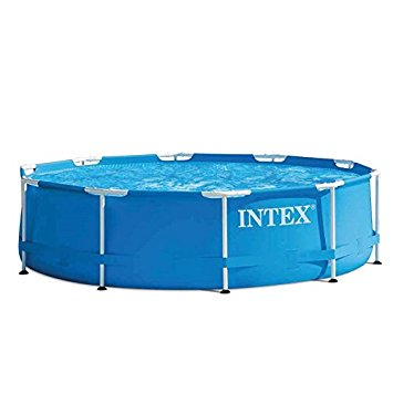 Test Intex Kit Piscinette Métal Frame Tubulaire 3m05 x 76cm