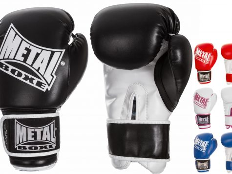 Test METAL BOXE MB200 Gants boxe