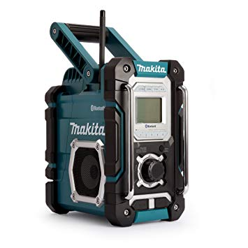 Test Makita DMR108 Portable Noir, Bleu Radio Portable - Radios