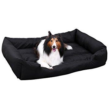 Test SONGMICS Panier pour chien Lit XL 100 x 70 x 28 cm Dog Bed