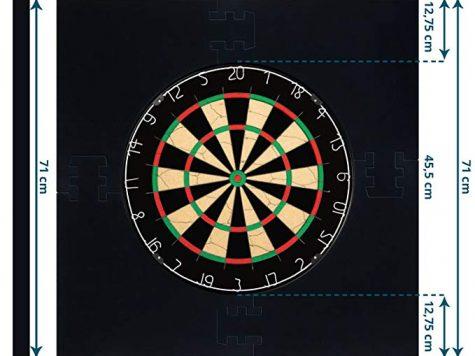 Test Tour surround pour cibles fléchettes toutes marques –