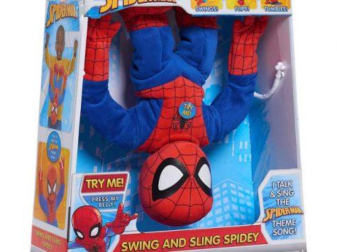 Quel est donc le meilleur jouet spiderman de l'année photo 3