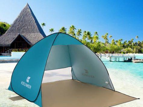 Tente de plage : comment trouver la meilleure photo 3