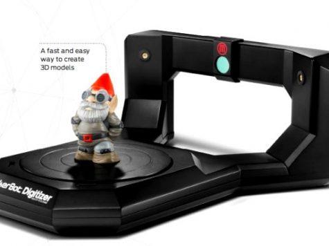 Quel est donc le meilleur scanner 3d photo 3