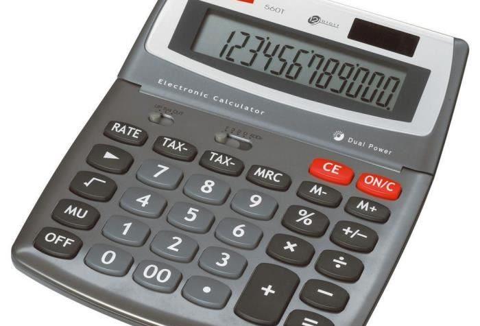 Quelle est donc la meilleure calculatrice de bureau photo 3