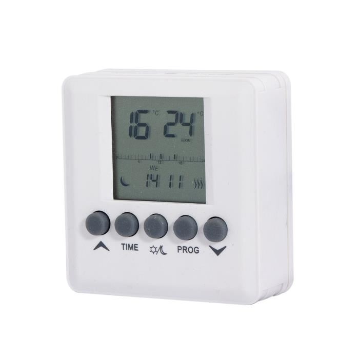Thermostat digital : comment choisir le meilleur photo 2